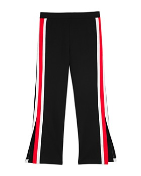 AQUA - Girls' Side Stripe Pants, Big Kid - 100% Exclusive
