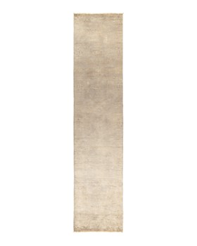 Solo Rugs Vibrance 7 Hand Knotted Runner Rug 2 X