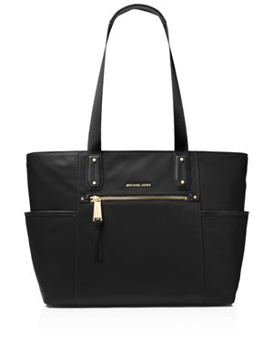 POLLY LARGE NYLON TOTE