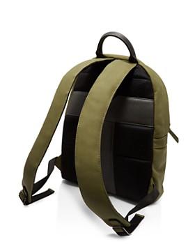 Ted Baker - Graveet Faux-Nubuck Backpack