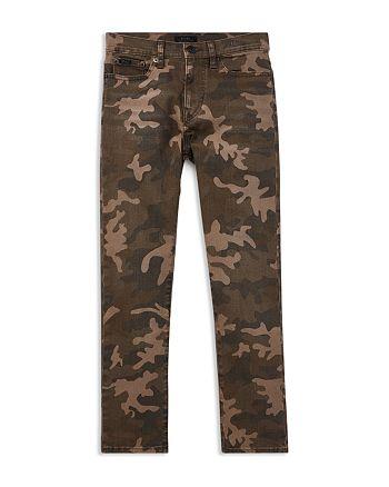 db6e86a3299d4 Ralph Lauren Boys' Sullivan Camo Slim Stretch Jeans - Big Kid ...