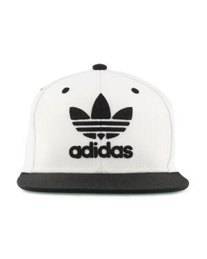 adidas Originals Trefoil Chain Snapback Hat