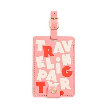 ban.do - Getaway Luggage Tag, Traveling Party
