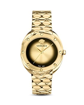 Versace Collection - Shadov Gold Bracelet Watch, 38mm