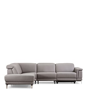 Nicoletti Portland Motion 2 Piece Sectional Collection 100 Exclusive