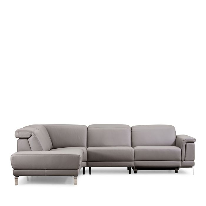 Portland Motion 4-Piece Sectional Collection - 100% Exclusive