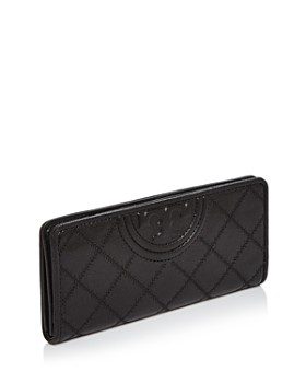 Tory Burch - Fleming Slim Leather Wallet