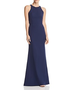 Jarlo - Aspen Strap-Detail Gown