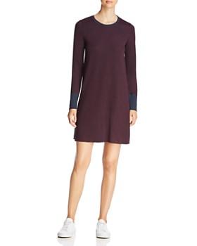 Three Dots - Reversible Sweater Dress