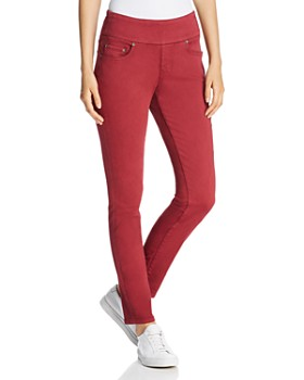 JAG Jeans - Nora Skinny Jeans in Ruby