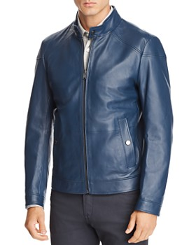 BOSS - Nocan Leather Jacket