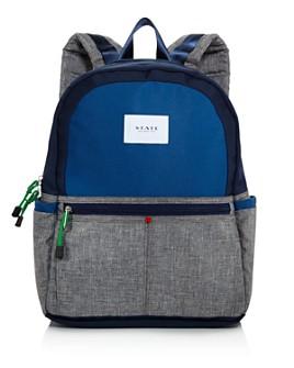 STATE - Boys' Kane Color-Block Backpack