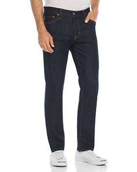 AG - Everett Straight Slim Fit Jeans in Jak