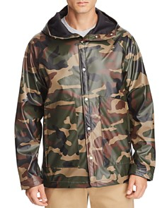 Herschel Supply Co. - Camouflage-Print Classic Rain Coat