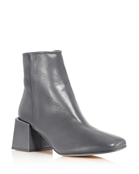 LoQ - Women's Lazaro Oversized Block-Heel Booties