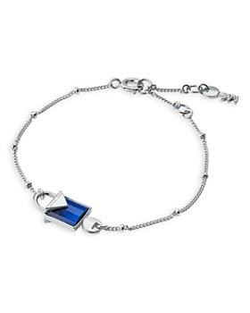 Michael Kors - Kors Color Semi-Precious Sterling Silver Bracelet