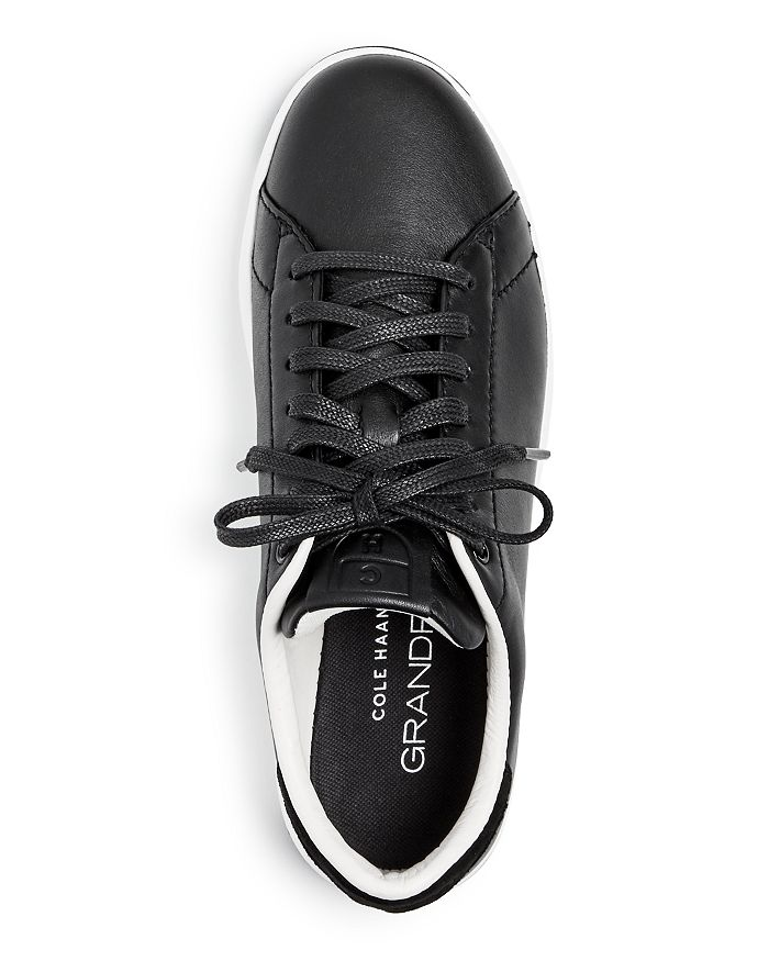 7d5ae0b59d8 Cole Haan - Women s GrandSport Leather Lace Up Sneakers