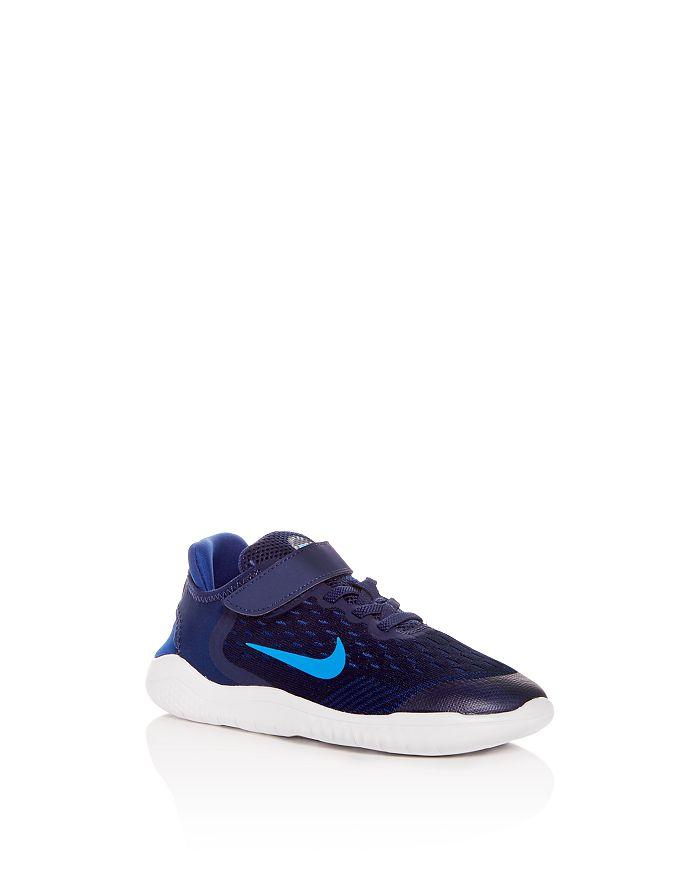 Nike - Boys' Free RN 2018 Knit Low-Top Sneakers - Toddler, Little Kid