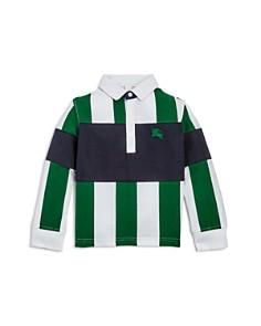 Burberry Boys' Color-Block Stripe Shirt - Little Kid, Big Kid - Bloomingdale's_0
