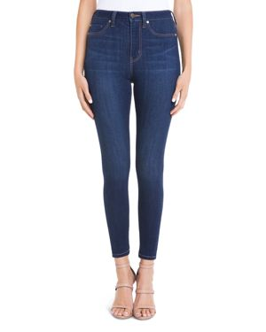 LIVERPOOL BRIDGET SKINNY ANKLE JEANS IN GRIFFITH SUPER DARK