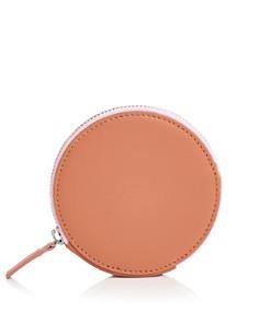 Baggu - Round Leather Wallet