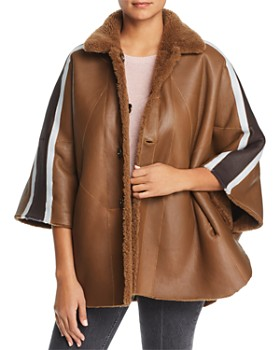 a02037aa3 Poncho/Cape Women's Coats & Jackets - Bloomingdale's