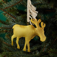 Bloomingdale's Iron Moose Ornament - 100% Exclusive _0
