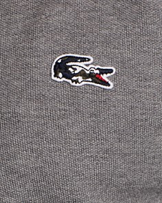 Lacoste - Camouflage-Logo Hoodie - 100% Exclusive