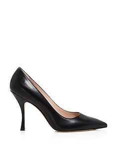 Stuart Weitzman - Women's Tippi Pointed Toe Pumps