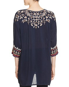 Johnny Was - Shaylee Embroidered Blouse