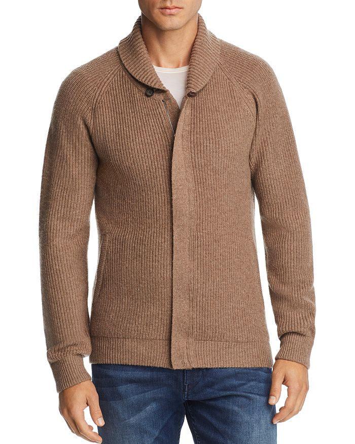 The Men's Store at Bloomingdale's - Shawl-Collar Cardigan - 100% Exclusive