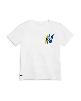 Lacoste - Boys' Graphic Logo Tee - Little Kid, Big Kid