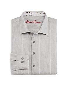 Robert Graham Boys' Striped Dress Shirt - Big Kid - Bloomingdale's_0