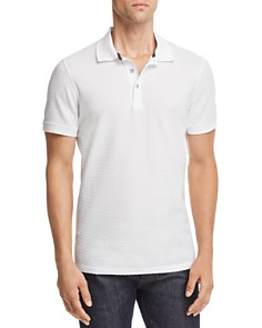 Ted Baker - Tresm Textured Regular Fit Polo - 100% Exclusive