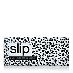 slip - Limited Edition Leopard Silk Eye Mask