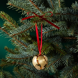 Georg Jensen 24K Gold-Plated Christmas Ball Ornament