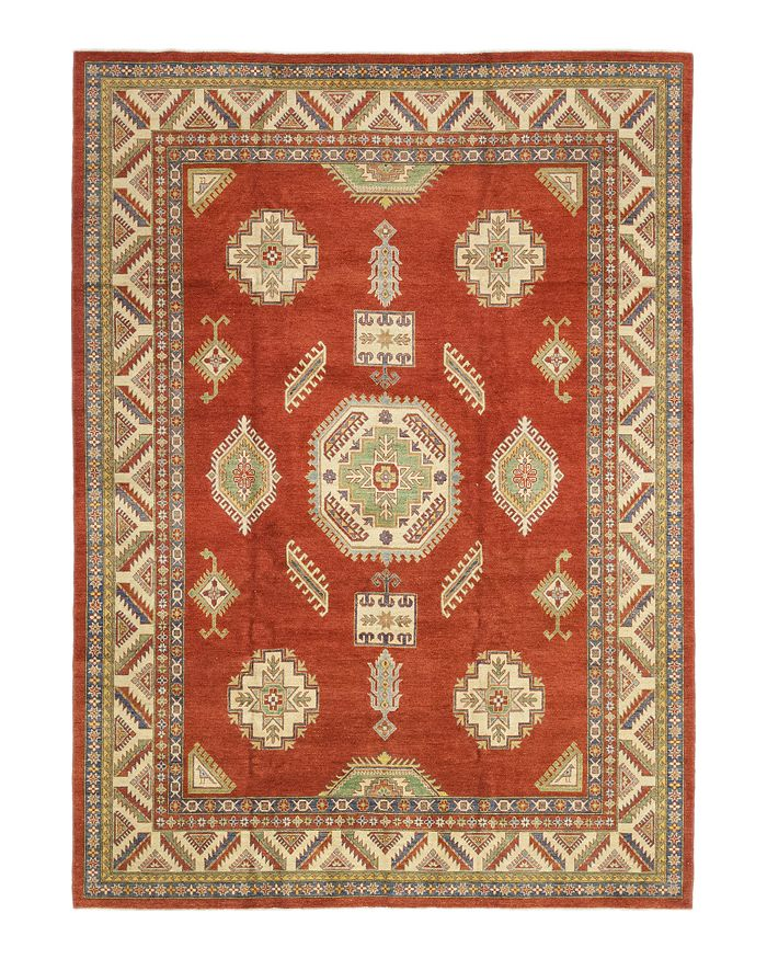 Rugs Kazak 14 Hand Knotted Area Rug