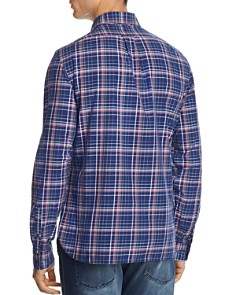 The Men's Store at Bloomingdale's - Plaid Broadcloth Slim Fit Shirt - 100% Exclusive