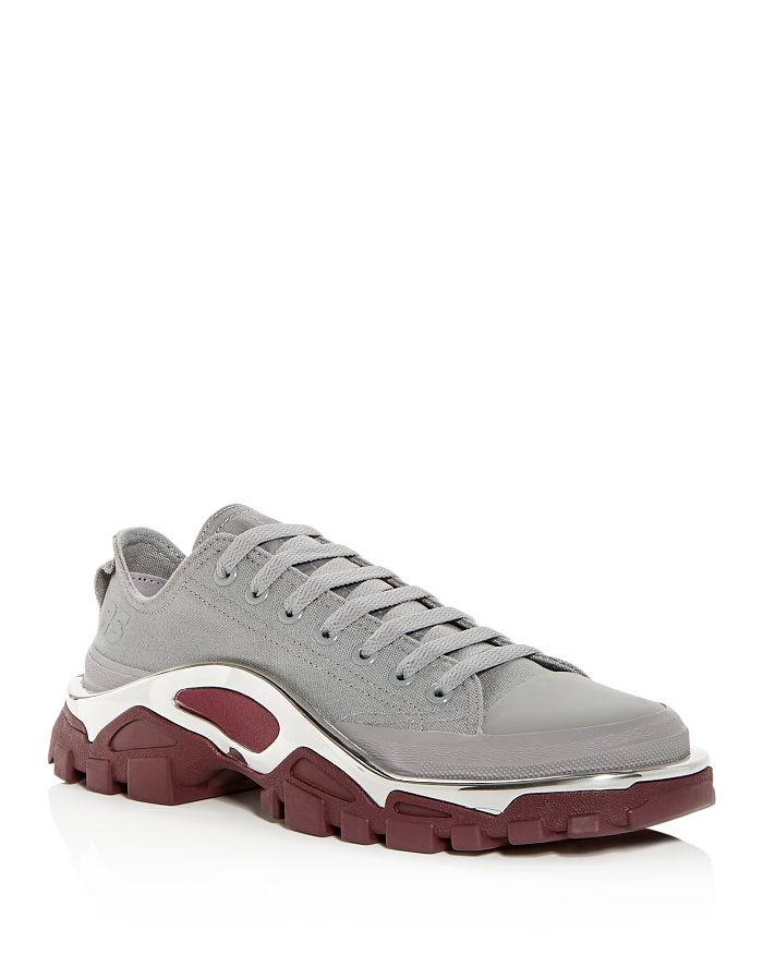 39f5b30edd25 Raf Simons for Adidas Women s RS Detroit Runner Lace Up Sneakers ...