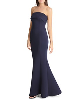 Eliza J - Strapless Mermaid Gown