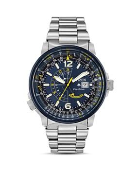 Citizen - Blue Angels Promaster Nighthawk Watch, 42mm