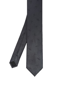 Ted Baker - Rattle Dragonfly-Print Silk Skinny Tie