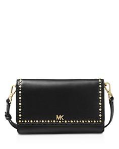 MICHAEL Michael Kors - Phone Small Leather Crossbody