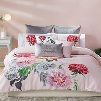 Ted Baker - Palace Gardens Duvet Cover Set, Full/Queen