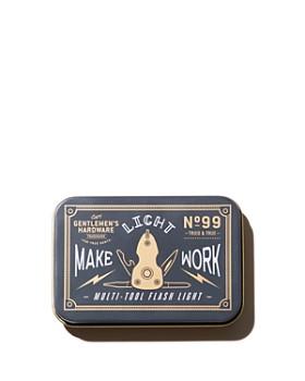 Gentlemen's Hardware - Pocket Multi-Tool Flash Light
