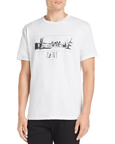 Pine Outfitters - Bridge Graphic Tee
