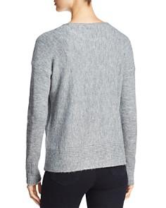 Design History - Exposed-Seam Grunge Sweater