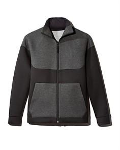 ISAORA - Paneled Neoprene Jacket