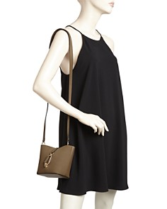 ZAC Zac Posen - Belay Small Nubuck Leather Hobo Crossbody