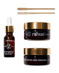 RAHUA - Detox & Renewal Treatment Kit